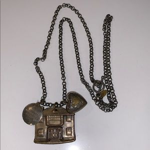 Artisan Made One Of A Kind Vintage Piece Necklace